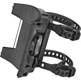 Fidlock Twist Uni Connector Bidonhouder incl. Uni Basis Montage, transparant/zwart